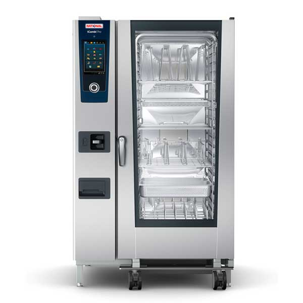 Rational ICP20-2/1E Combination Steamer