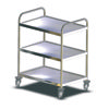 Craven RSE12-Z Serving Trolley