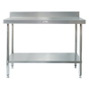 Simply Stainless SS020900 Wall Bench