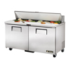 True TSSU6016 Counter Fridge