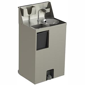 Hallco RHAMHWS+ Hand Wash Sink