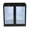 Hallco HC2BK Undercounter Bottle Cooler